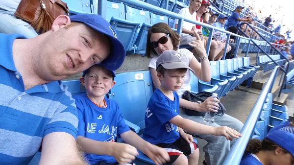 blue jays family