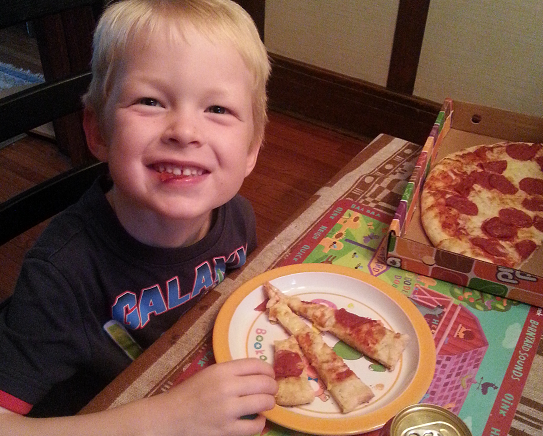 harry pizza Food For Thought. Our Kids Dont Eat Much